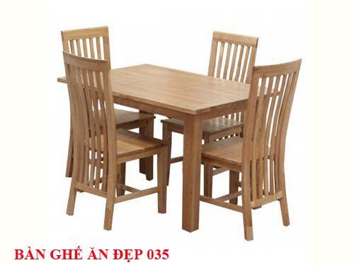 Bàn ghế ăn đẹp 35