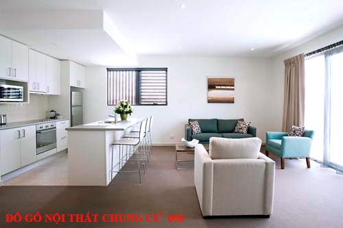 Nội thất chung cư giá rẻ 006