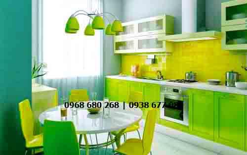Nội thất nhà bếp rẻ đẹp 002