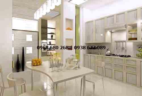 Nội thất nhà bếp rẻ đẹp 042