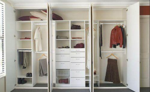 Tủ áo gỗ công nghiệp giá rẻ 050