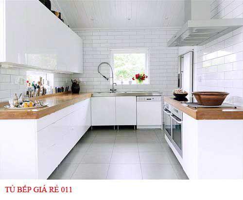 Tủ bếp giá rẻ 011