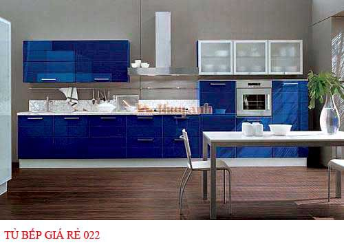 Tủ bếp giá rẻ 022
