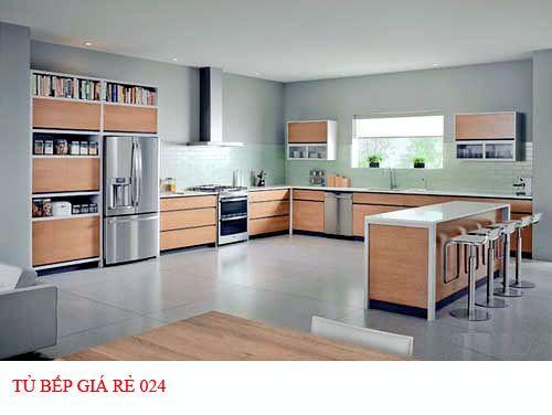 Tủ bếp giá rẻ 024