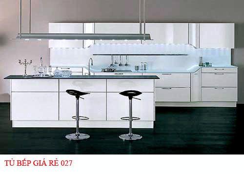 Tủ bếp giá rẻ 027