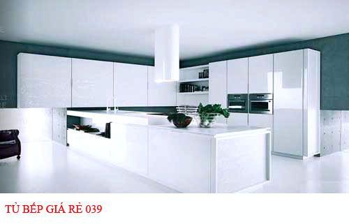 Tủ bếp giá rẻ 039