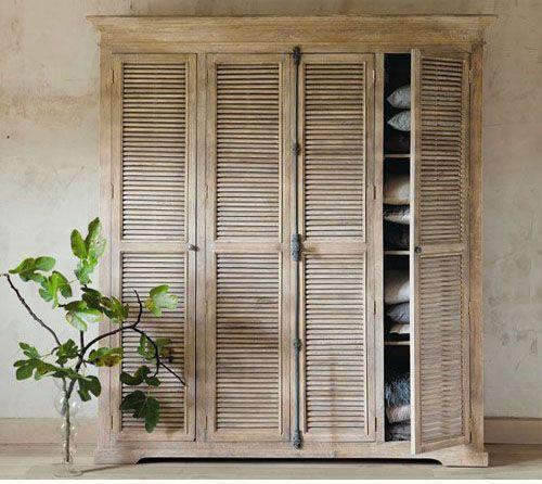 Tủ quần áo gỗ tự nhiên giá rẻ 030