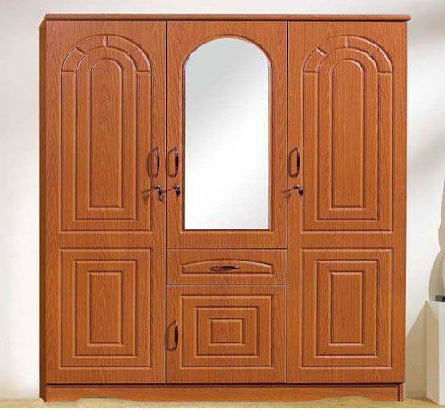 Tủ quần áo gỗ tự nhiên giá rẻ 049