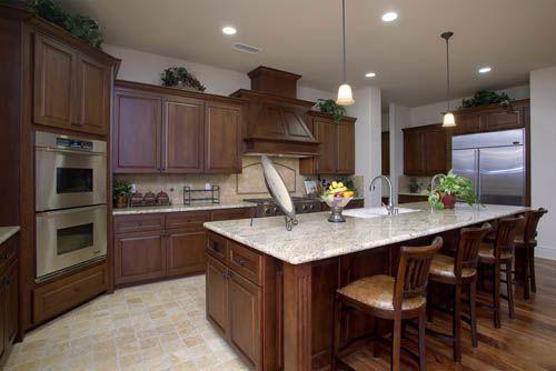 tủ bếp gỗ tự nhiên giá rẻ 048