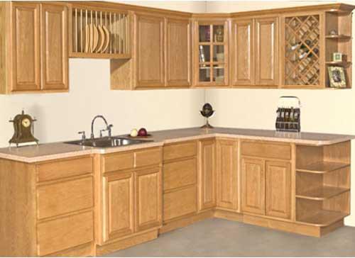 Kệ bếp gỗ tự nhiên 089