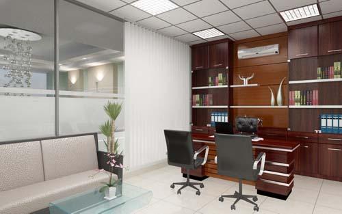 nội thất văn phòng 7