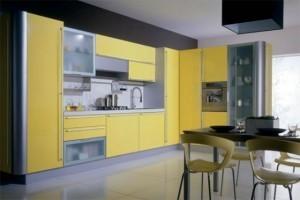 Tủ Bếp Gỗ Rẻ Đẹp 050D