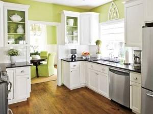 Tủ Bếp Gỗ Rẻ Đẹp 069D