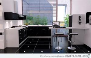 Tủ Bếp Gỗ Rẻ Đẹp 070D