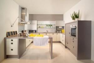 Tủ Bếp Gỗ Rẻ Đẹp 087D