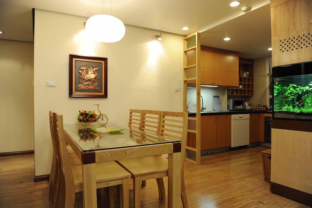 Nội thất nhà bếp rẻ đẹp tại TPHCM 13