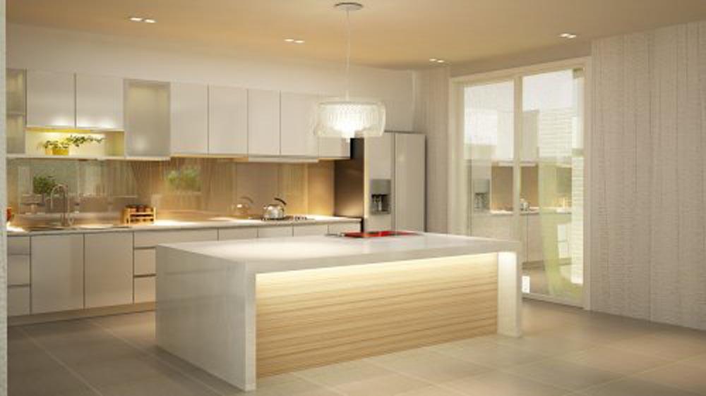Nội thất nhà bếp rẻ đẹp tại TPHCM 16