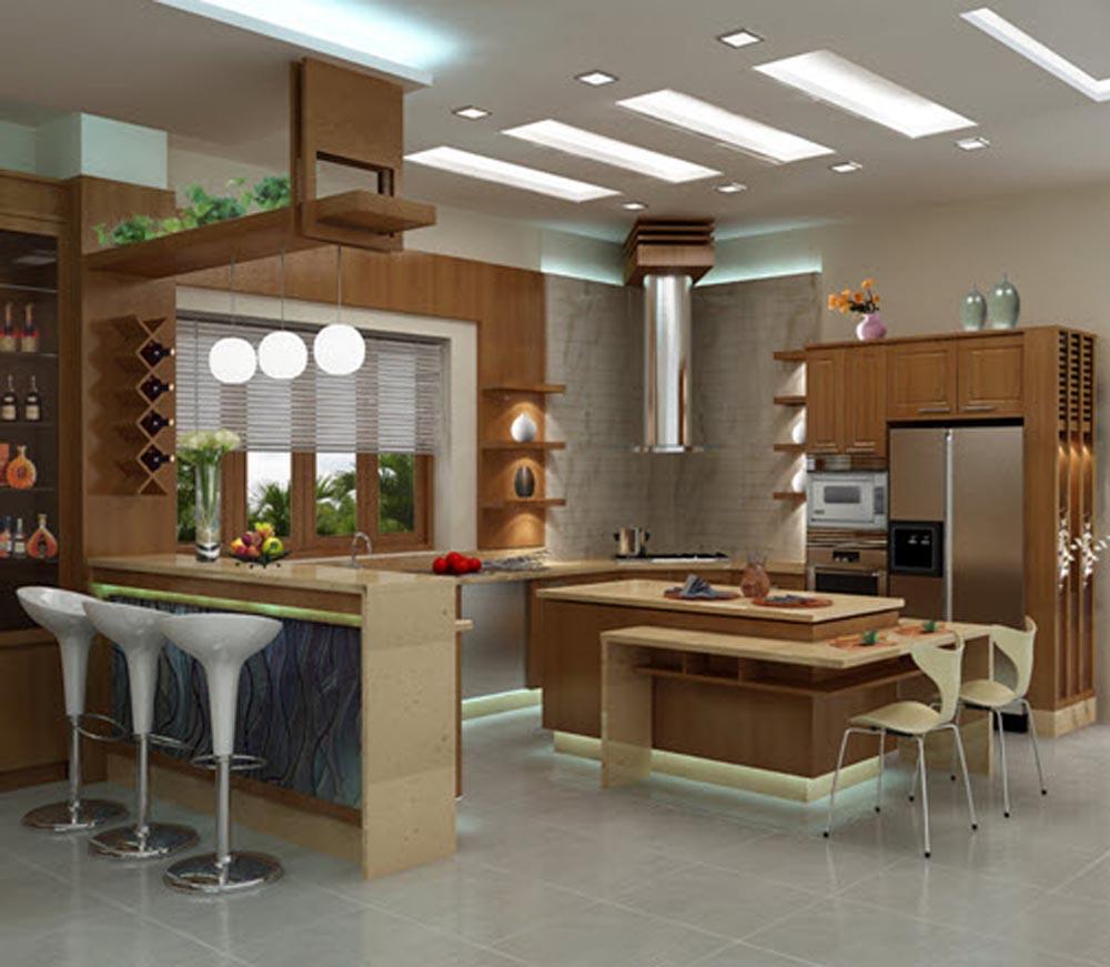 Nội thất nhà bếp rẻ đẹp tại TPHCM 19