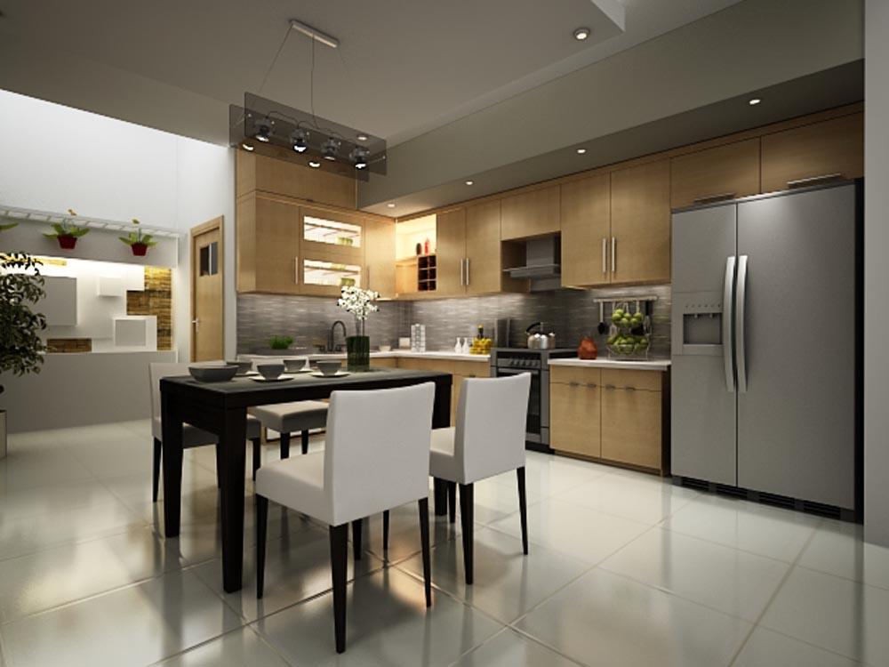 Nội thất nhà bếp rẻ đẹp tại TPHCM 2