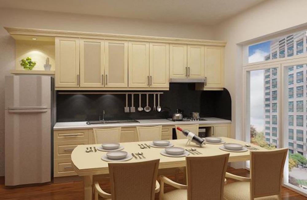 Nội thất nhà bếp rẻ đẹp tại TPHCM 3