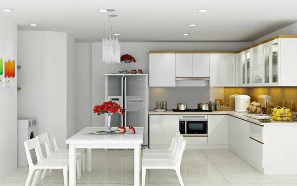 Nội thất nhà bếp rẻ đẹp tại TPHCM 6