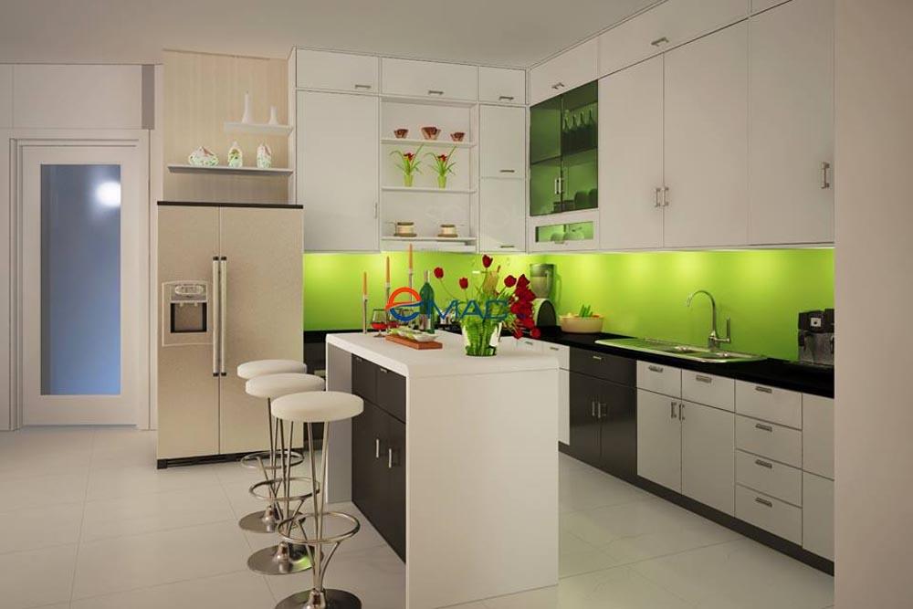 Nội thất nhà bếp rẻ đẹp tại TPHCM 9