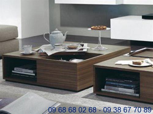 Bàn trà phòng khách giá rẻ 018k