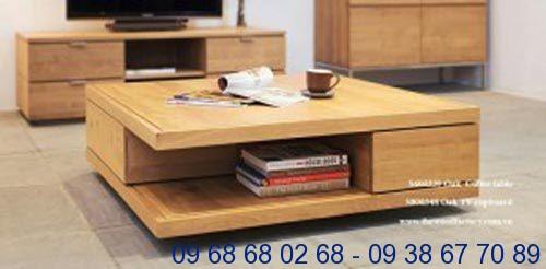 Bàn trà phòng khách giá rẻ 033K