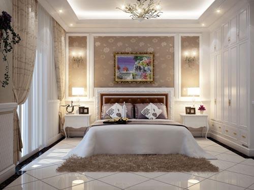 Nội thất phòng ngủ đẹp 26