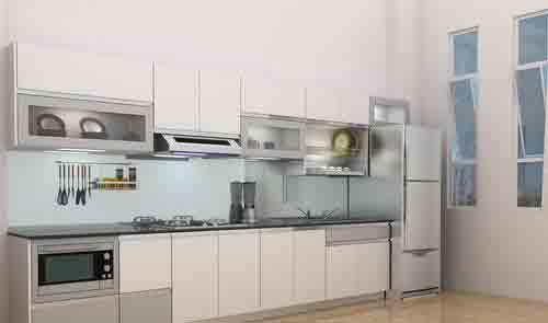 Kệ bếp hiện đại