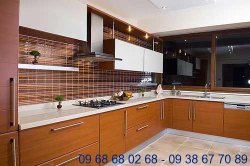 Nội thất nhà bếp giá rẻ 28