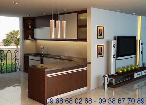 Nội thất nhà bếp giá rẻ 35
