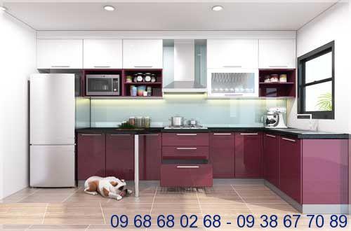 Nội thất nhà bếp giá rẻ 43
