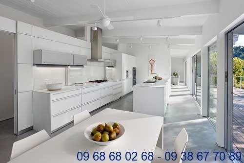 Nội thất nhà bếp giá rẻ 48