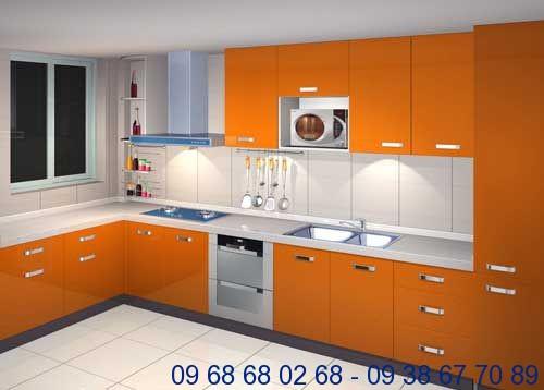 Nội thất nhà bếp giá rẻ 54