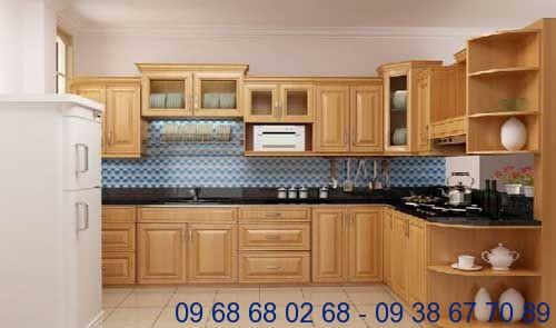 Nội thất nhà bếp giá rẻ 78