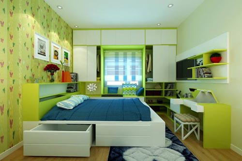 Nội thất phòng ngủ rẻ đẹp (2)