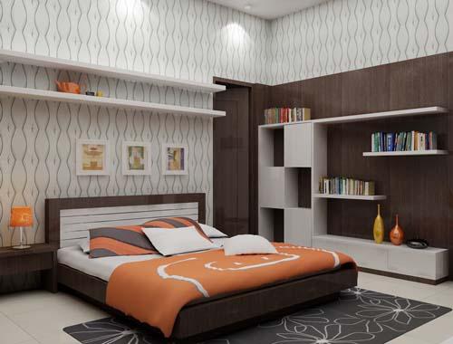 Đồ gỗ nội thất nhà phố 104