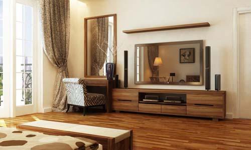 Đồ gỗ nội thất nhà phố 73