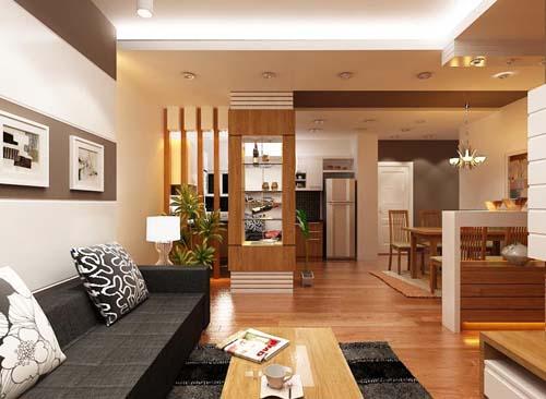 Đồ gỗ nội thất nhà phố 87