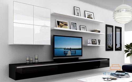 Kệ tủ tivi hiện đại 90