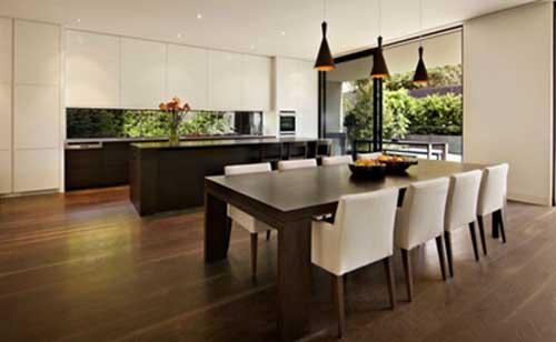 Trang trí nội thất nhà bếp giá rẻ