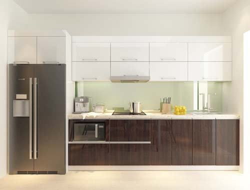 Nội thất nhà bếp hiện đại