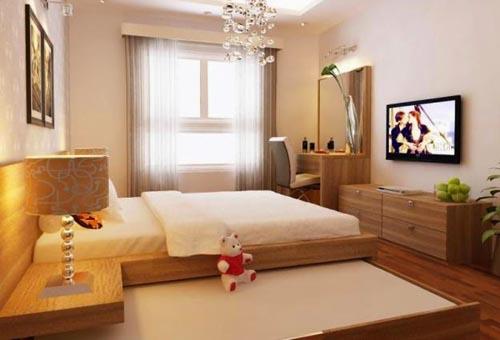 Nội thất phòng ngủ giá rẻ 21