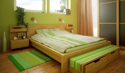 Nội thất phòng ngủ giá rẻ 25