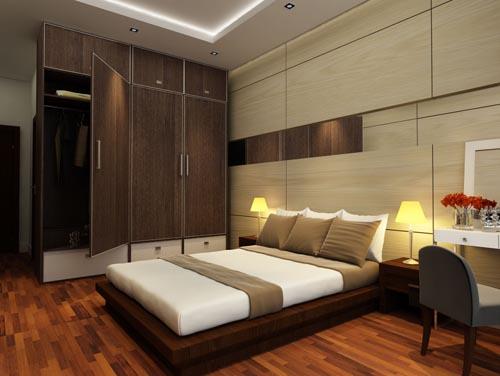 Nội thất phòng ngủ giá rẻ 34