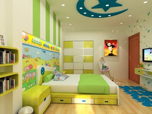Nội thất phòng ngủ giá rẻ 44