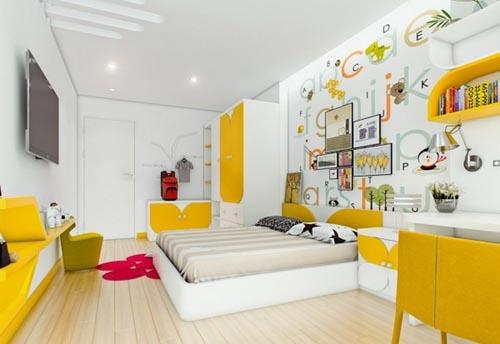 Nội thất phòng ngủ giá rẻ 9