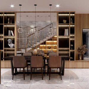 Nội thất nhà bếp đẹp 002 tại thuận thiên