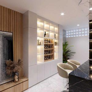 Nội thất nhà bếp đẹp 003 tại thuận thiên
